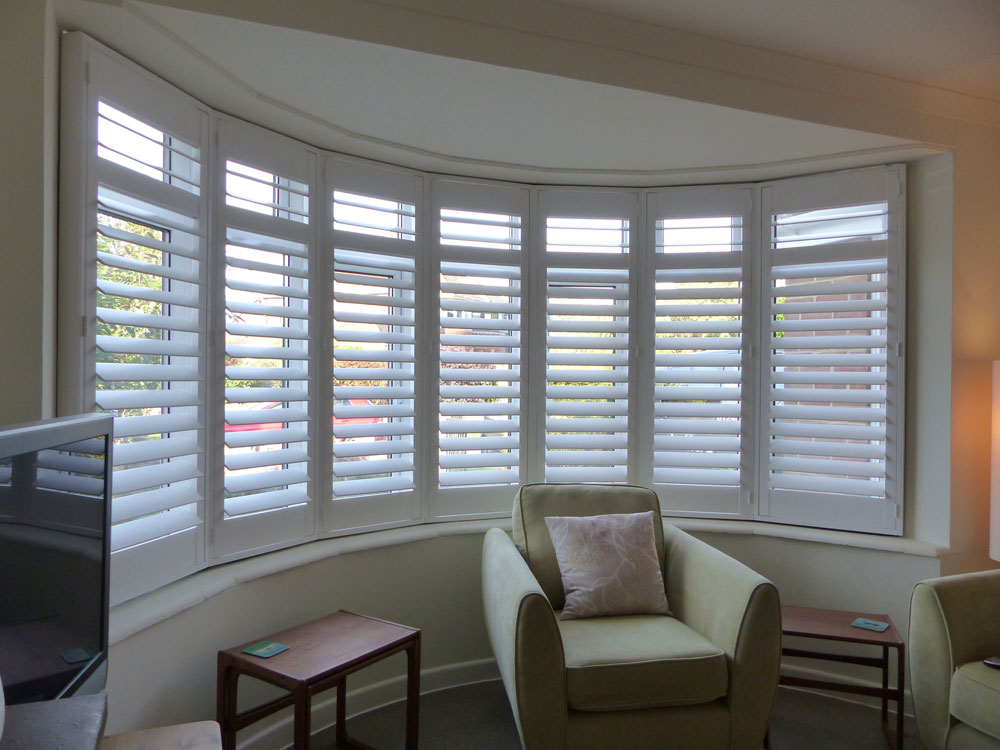 Round Bay Window Shutters Inspiration Gallery