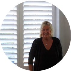Jilly Hoggins Testimonial For Chichester Shutters