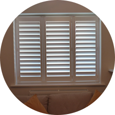 Margaret Kapadia Testimonial For Chichester Shutters
