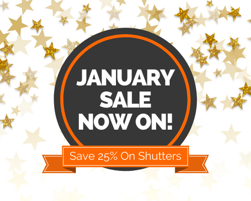 Chichester Shutters January Sale 2019