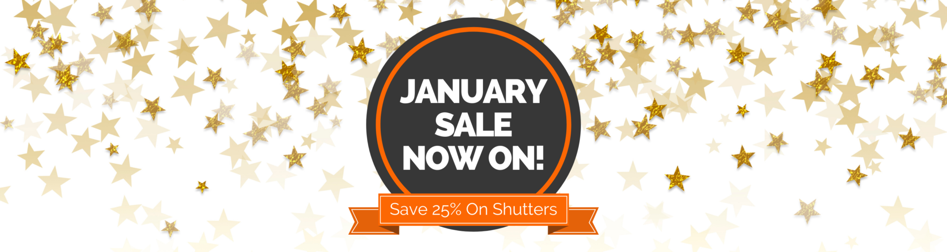 January Sale Now On At Chichester Shutters