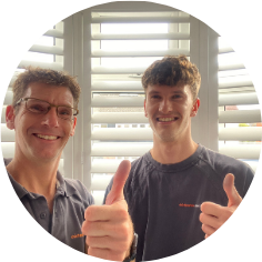Dan Kinch Review For Chichester Shutters